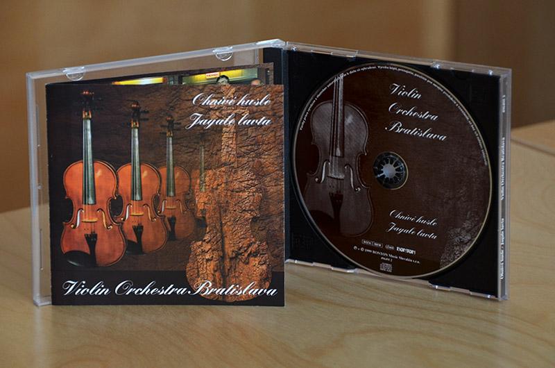 Violin Orchestra Bratislava - Ohnivé husle - Jagale Lavta