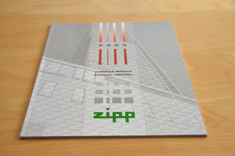 ZIPP Annual Report 2005