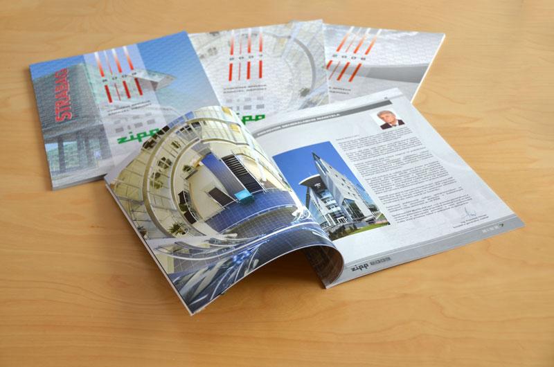 ZIPP Annual Report 2009