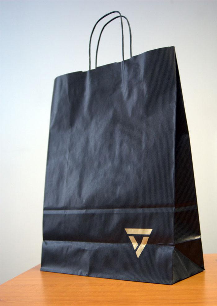 Paper Bag - printed by Lajka