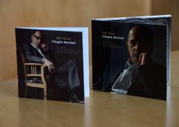 Digipack Miki Skuta - Chopin Recital
