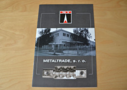 Metaltrade - Products Catalogue