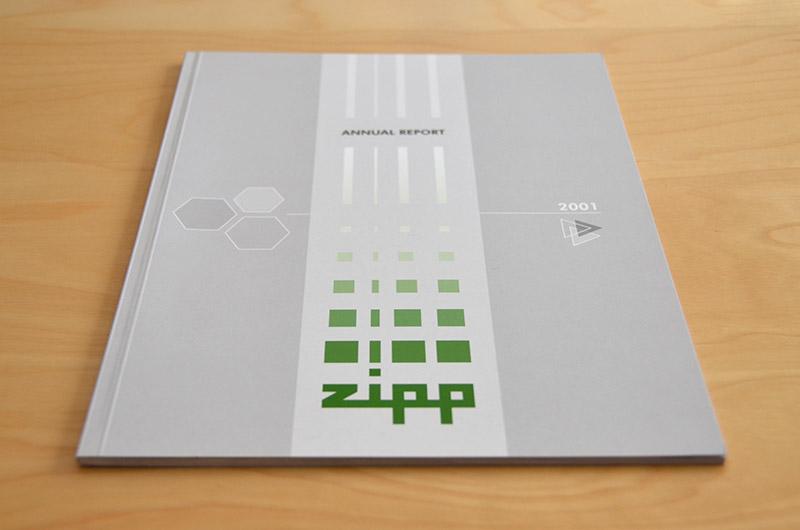 ZIPP Annual Report 2001