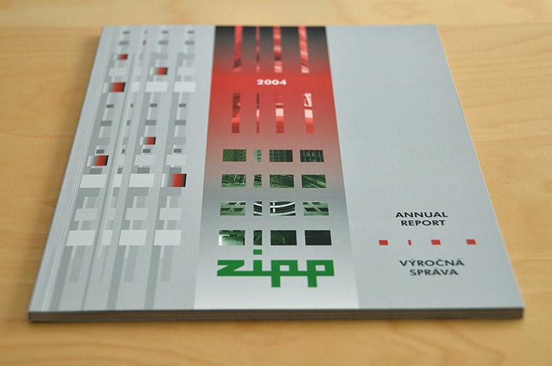 ZIPP Annual Report 2004
