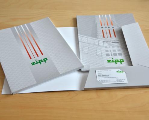 ZIPP Annual Reports 2008-2006