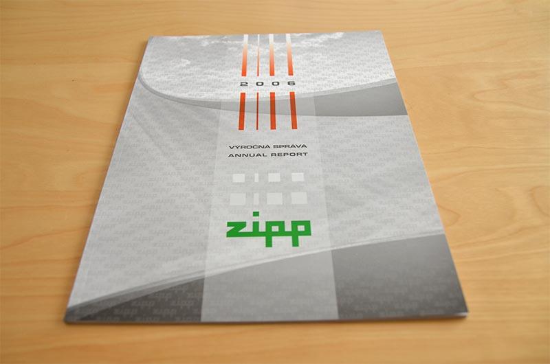 ZIPP Annual Report 2006