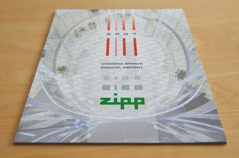 ZIPP Annual Report 2007