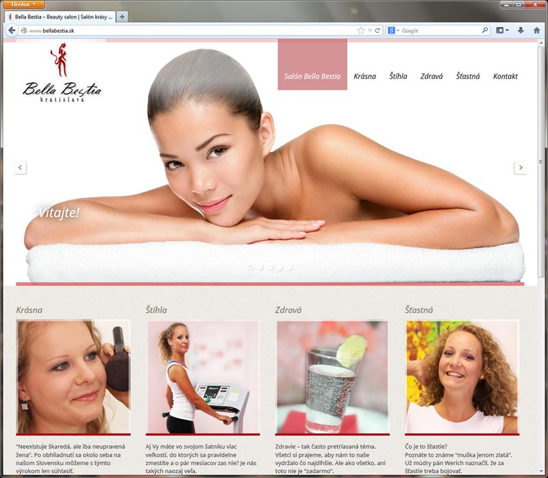 Bella Bestia Front Page